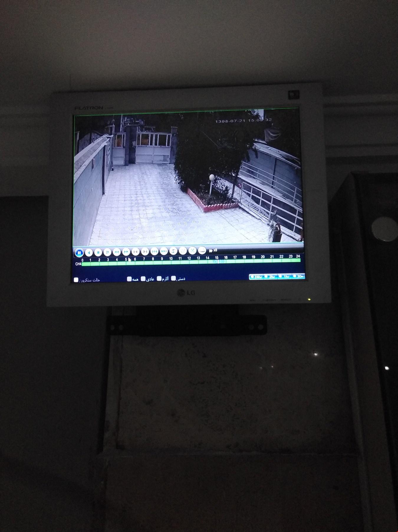 انواع سیستمهای نظارتی و امنیتی